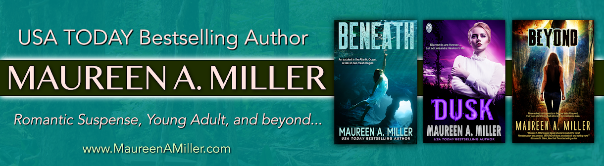 Maureen A. Miller USA TODAY Bestselling Author