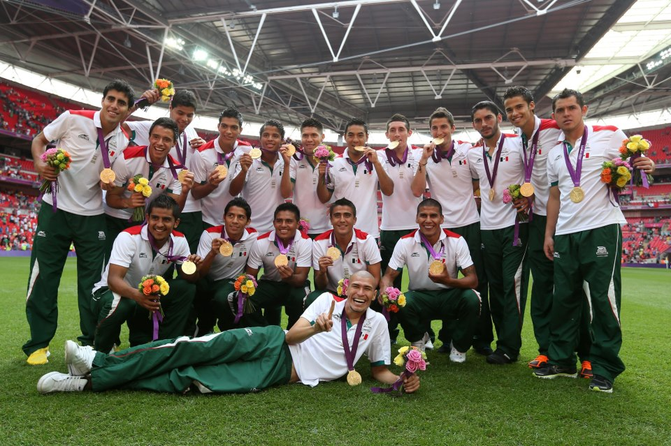 Mexico Le Gano a los 3 Grandes De Sudamerica