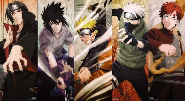 Confirmado: Naruto Shippuden llegará sin censura a Latinoamérica