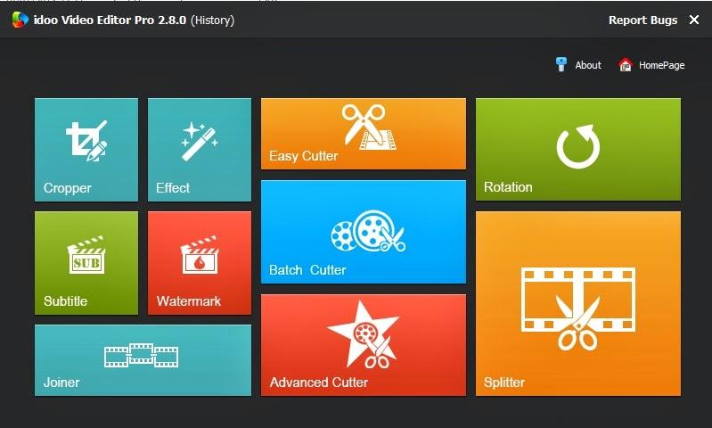 download idoo video editor pro