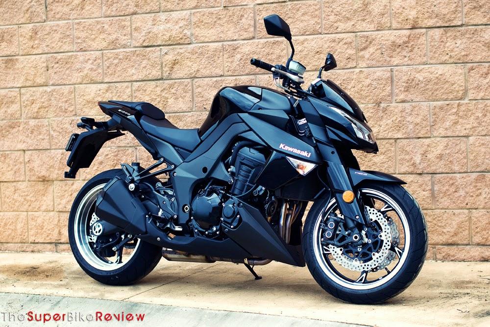 Motor Kawasaki Z1000 2014