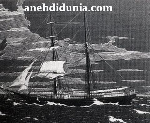 Misteri Kapal Hantu Mengerikan Di Dunia Aneh Di Dunia