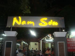 Nam Son Restaurant - Ho Chi Minh Ville (Vietnam)