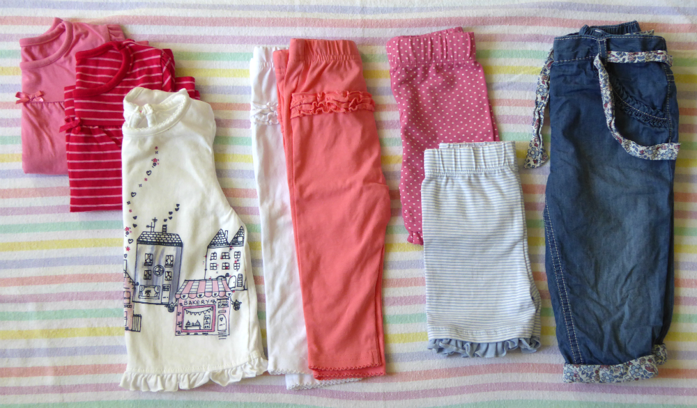 #WBabyWT - A Week of Outfits from George at Asda (Separates)