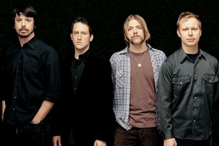 Wallpapers de los Foo Fighters