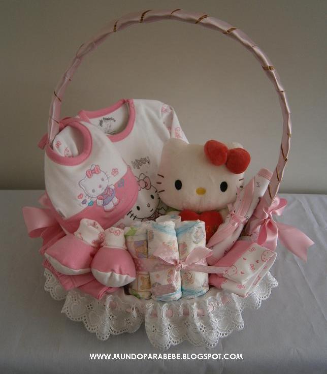 Pinterest canasta decorada bebé de   imagui