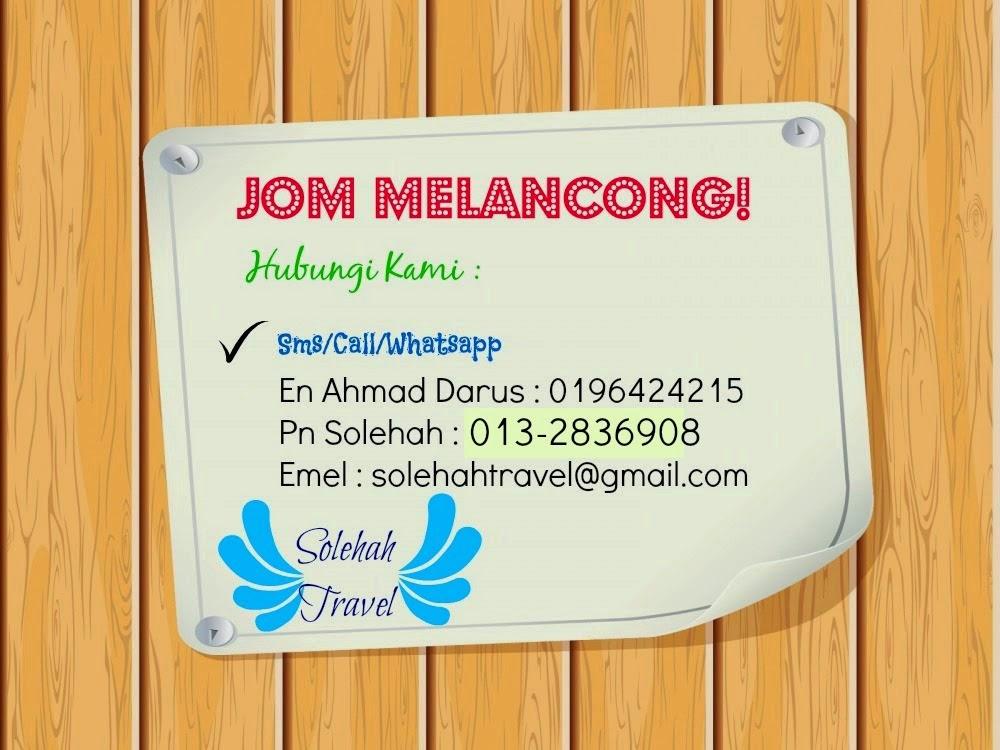 Jom Melancong !