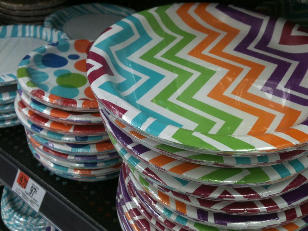 Party Supplies at Walmart & Design Megillah: Party Supplies at Walmart