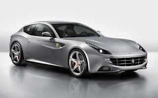 Ferrari FF Concept Pictures