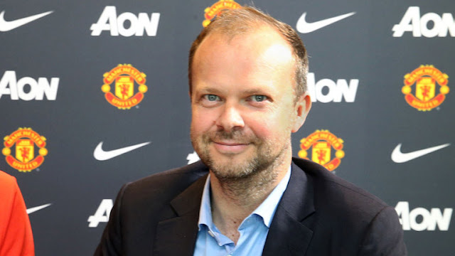 Giám đốc điều hành của Manchester Utd: Ed Woodward