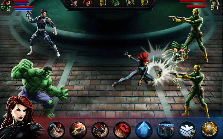 Avengers Alliance 2 APK Mod v1.2.1+Data (Invincible) for ...