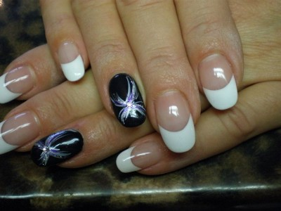 Nail Design Ideas 2012 15 simple easy christmas nail art designs ideas 2012 for beginners learners girlshue Winter Nail Art Designs Ideas For Girls 2012