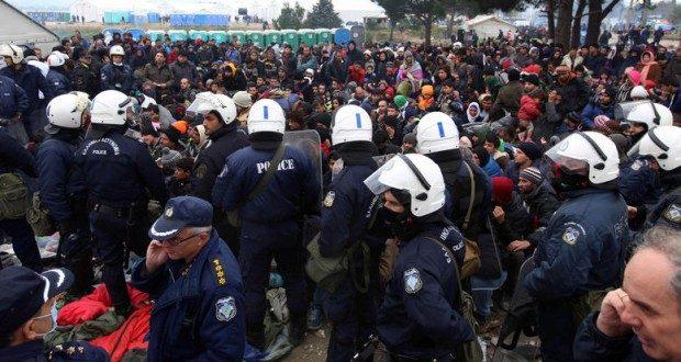 Μην καταπίνετε αμάσητο το παραμύθι που σερβίρουν για την Ειδομένη – Δεν οργανώνουν εκκένωση… Κλιμακώνουν τον εποικισμό