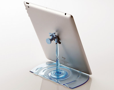 faucet stand for elecom