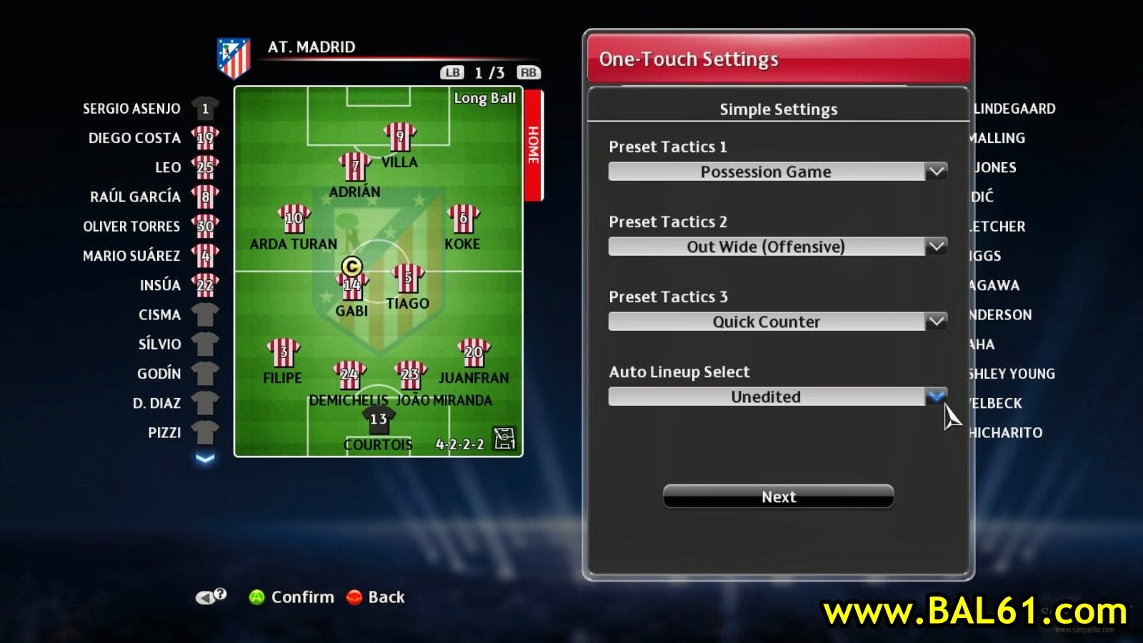 pes 2011 download for android