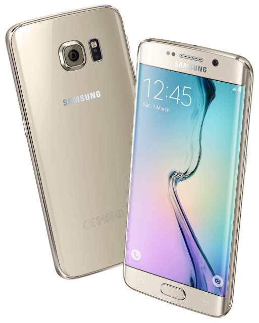 Samsung Galaxy S6 Edge - SM-G925F - Gold Platinum