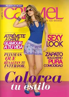 catalogo carmel moda c-10 2013