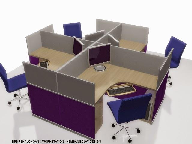 Design Cubicle Workstation