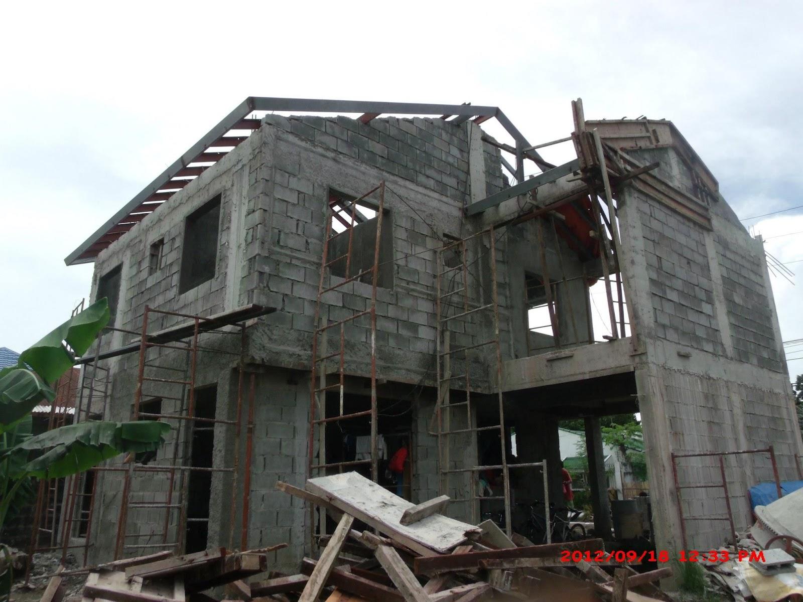 house plans online philippines philippine house design two storey iloilo alta tierra village house construction project in jaro iloilo house plans online philippines house design