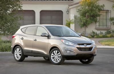 Eksterior Hyundai Tucson Gen2
