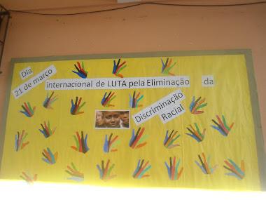 Dia Internacional de Luta Pela Eliminação da Discriminação Racial