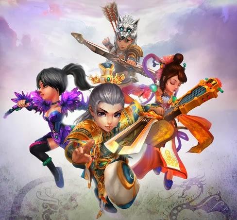 Tải Game Mãnh Thú - Siêu Phẩm MMO 2014 cho Android và iOS