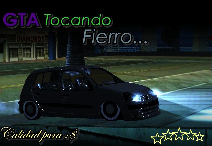 GtaTocandoFierro