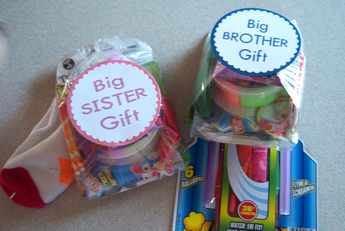 Baby Gifts For Big Brother : Shoregirl s creations ramblings