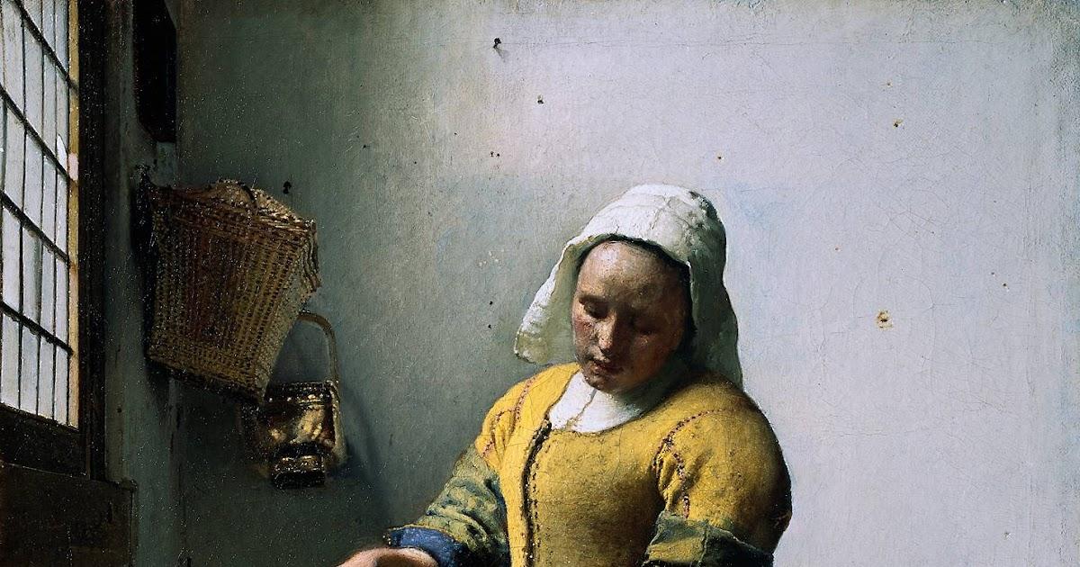 Joda criolla la lechera de vermeer - La lechera de vermeer ...