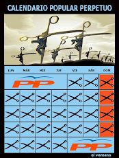 Calendario perpetuo del PP