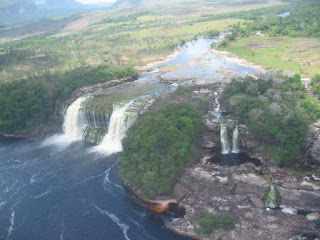 Canaima amenazada