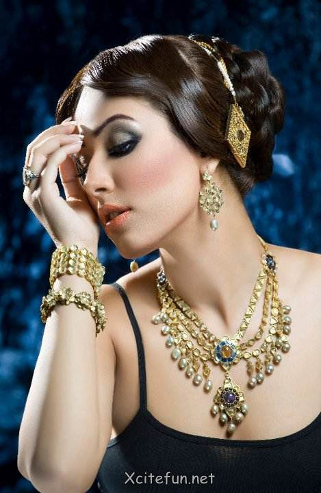 Amber Sami Creative Jewellery Photoshoot !