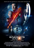 Ender's Game large movie poster malaysia