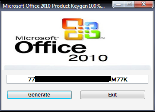 Keygen And Crackz: Microsoft Office 2010 Product Keygen 100% Working