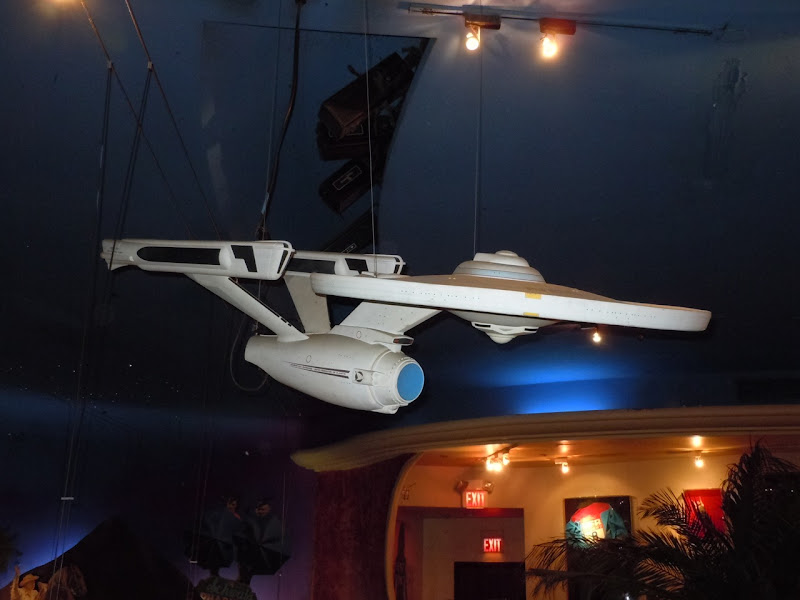 Star Trek Motion Picture USS Enterprise model
