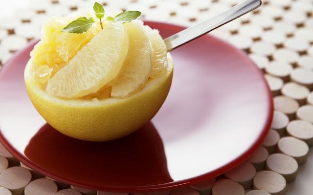 Delicious Citrus Dessert