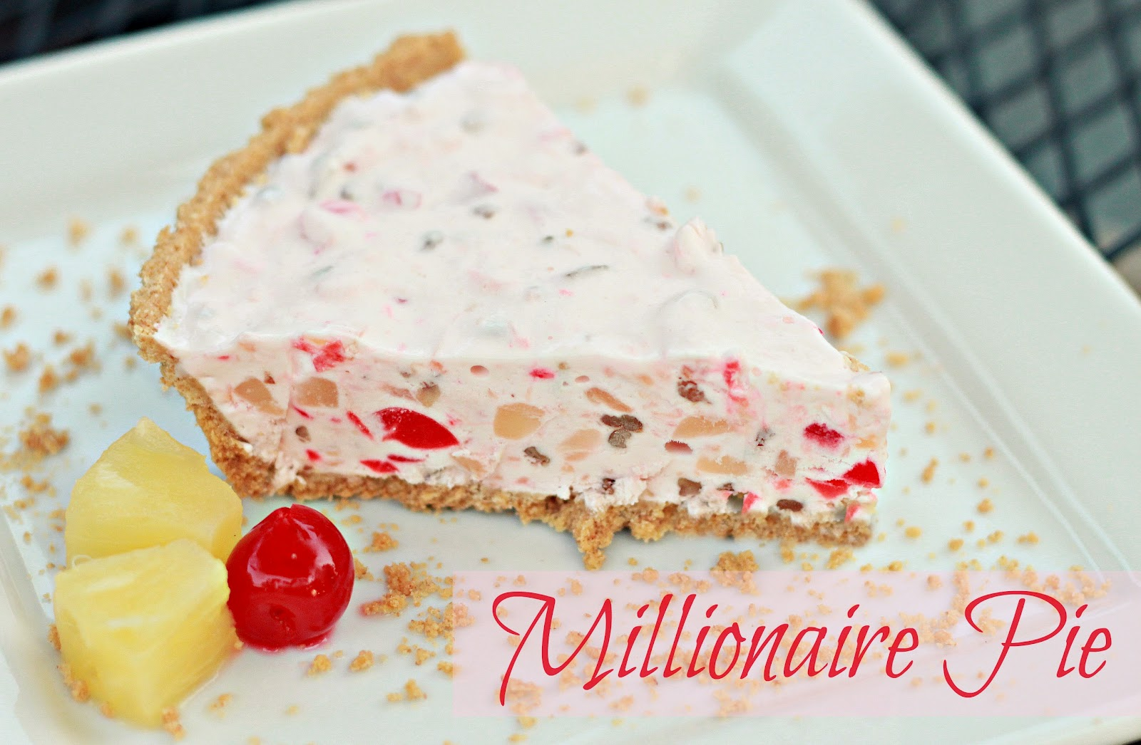 Millionaire Pie Recipe.... - Love of Family & Home