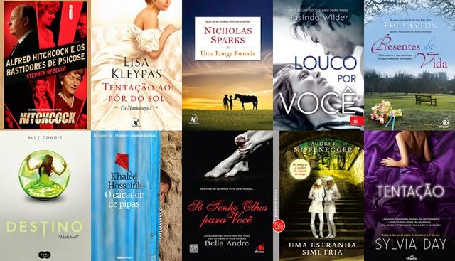 Ofertas do Dia / Livros - Submarino