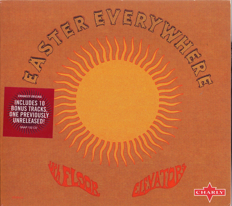 High Quality 13th Floor Elevators   Easter Everywhere (1967 Us, Psychedelic Masterpiece,  Charly Extra Tracks Edition)