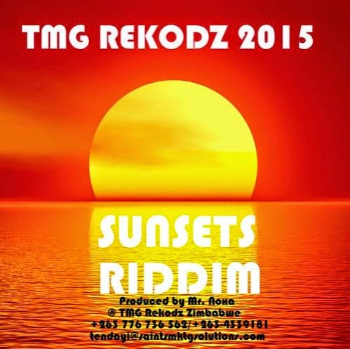 SUNSETS RIDDIM COVER