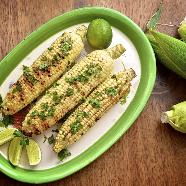 There is no surer sign of summer than corn on the cob. Have you ever ...