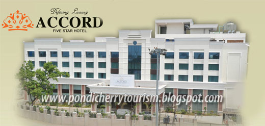 Accord - Five star hotel in Pondicherry