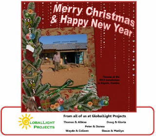 Merry Christmas from the GLP team