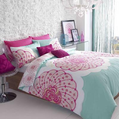 Dormitorios de color fucsia para chicas - Dormitorios de chica ...