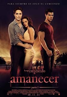 Ver Pelicula La Saga Crepúsculo: Amanecer (Parte 1) Online Gratis (2011)
