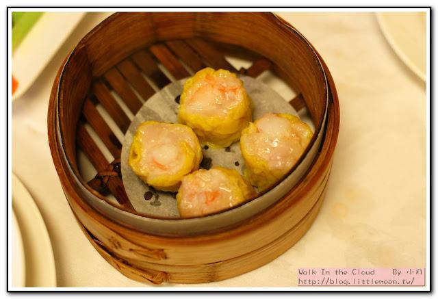 明宮粵菜廳 - 海鮮蒸燒賣