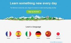 memorizzare lingue straniere