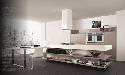 Cocinas Modernas por Cesar