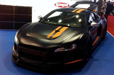 PPI Automotive tunes Audi R8 V8 4.2 FSI