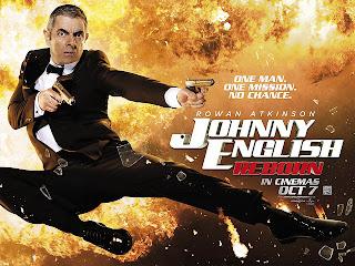 Johnny English Reborn Điệp Viên Không Không Thấy